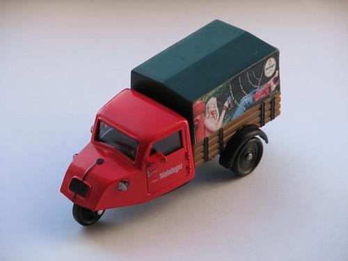 Meininger-Minitruck