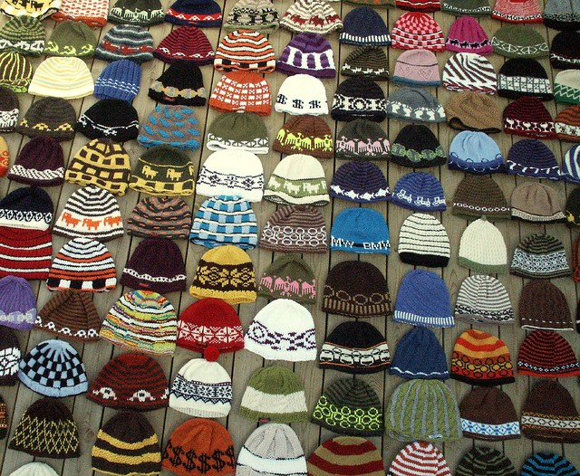 Most of my hats...