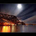 Forth Rail Bridge - Moonlight by angus clyne