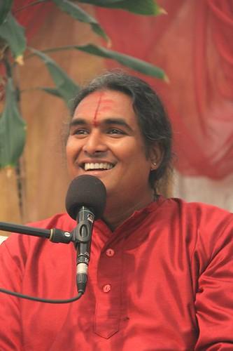 Navaratri 2010 with Sri Swami Vishwananda