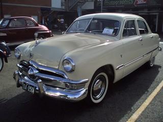 1950 Ford Custom V8 Fordor sedan