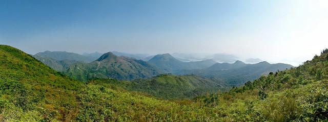 HK - Kai Kung Shan 雞公山