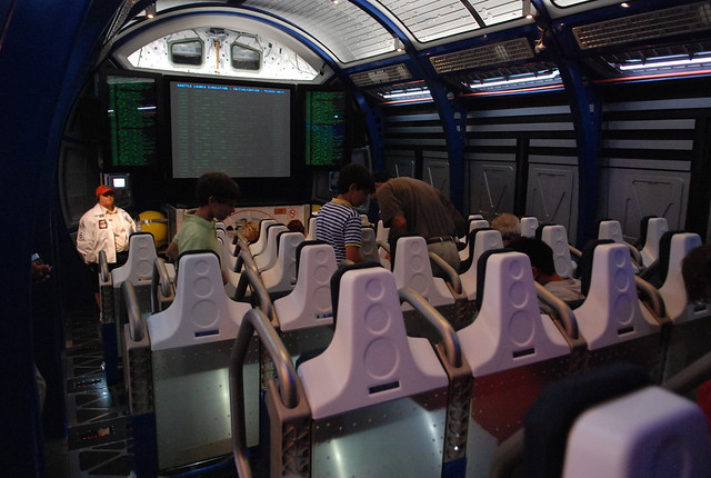 space shuttle simulator at kennedy space center - photo #3