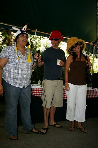 funny hat contestants    MG 3983