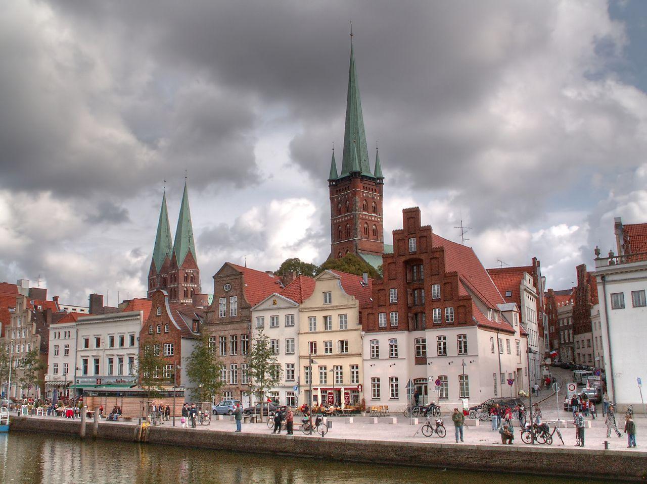 Gründerviertel Lübeck lübeck altstadt germany skyscrapercity