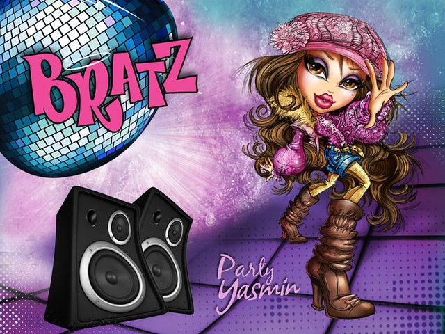 bratz yasmin wallpaper - photo #2