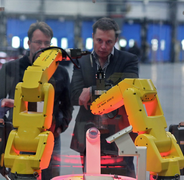 FANUC Robot Assembly Demo