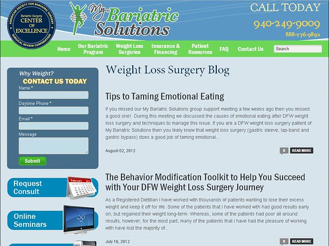 Galleries Dallas weight loss surgery blog screens Flickr - Photo Sharing!
