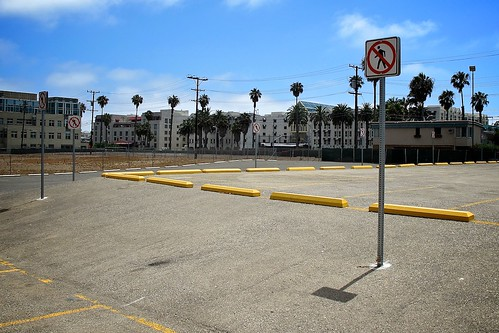 Surface Parking Lot To Become Santa Monica A Civic Center Public Park
