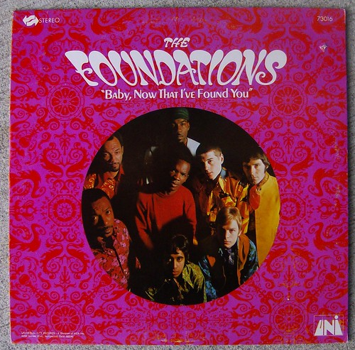 The Foundations / Baby, Now That I've Found You
