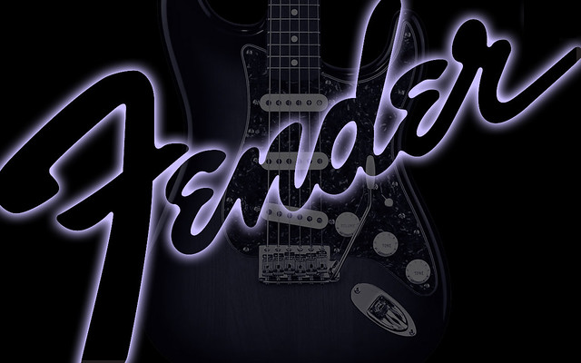fender logo wallpaper - photo #39