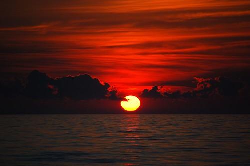 sunset nikon lakehuron brucebeach d40x photofaceoffwinner pfogold