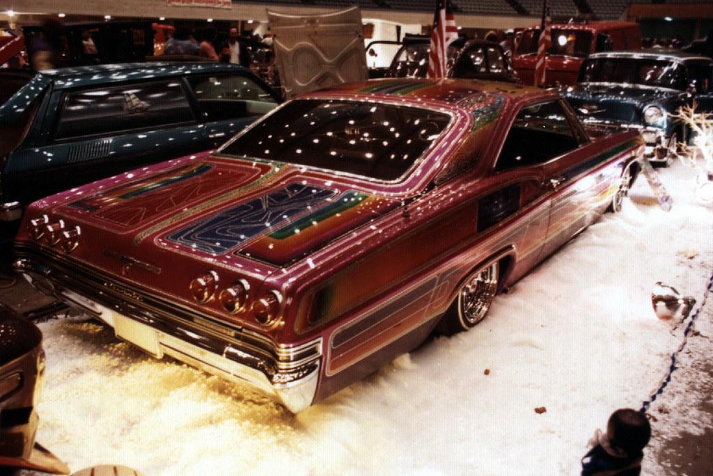 1965 Chevy Impala Lowrider 1965 Chevy Impala by Kid Deuce