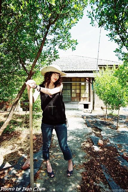 奇異果-鹿耳門舊宿舍