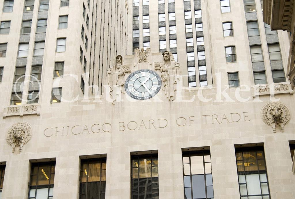 Chicago board of trade corn options