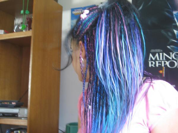 rainbow braids   Flickr - Photo Sharing! Rainbow Braids