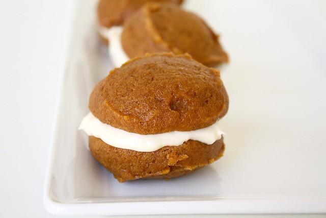 Pumpkin Whoopie Pies | Flickr - Photo Sharing!