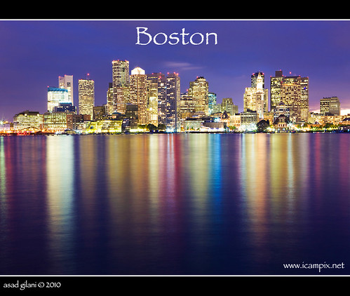 Boston from life of Nathaniel Hawthorne