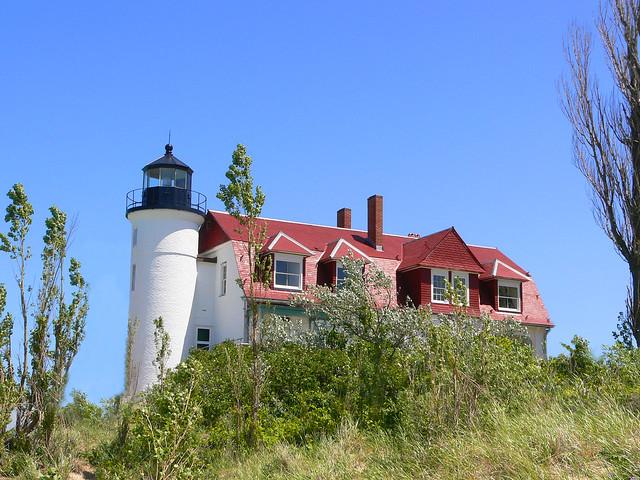 Point Betsie Lighthouse, MI