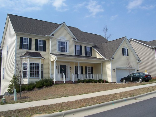 Cary Nc Upchurch Farms Is Suburban Comfort