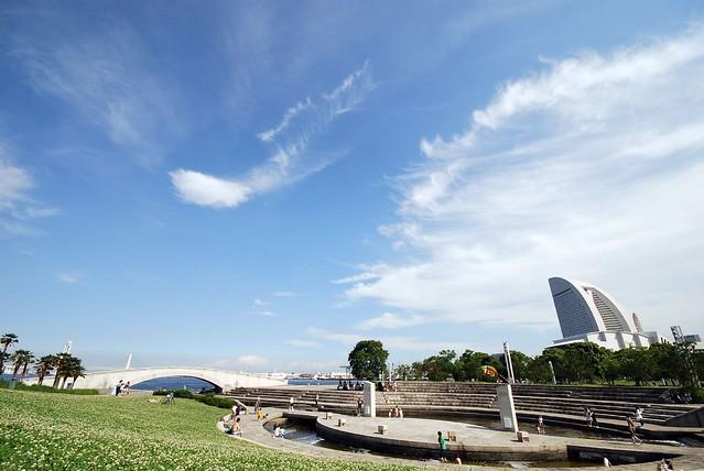 Rinko-park : 臨港パーク