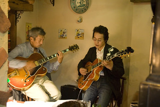 Great Guitar Duo — Photo by Tom706 CC-BY-NC-ND