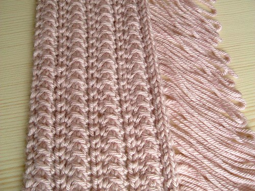 Pink Swish Detail