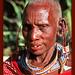 Tanzania-Mwanga-Masai-woman