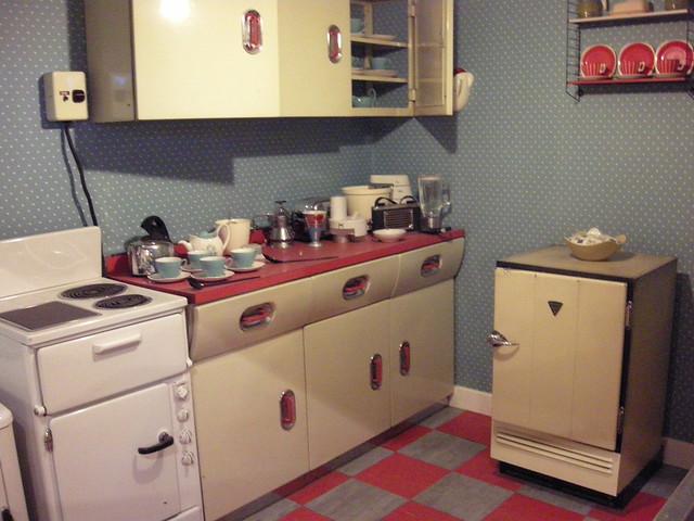 1960 39 S Kitchen Flickr Photo Sharing