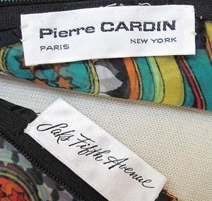 vintage clothing designer labels