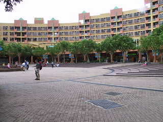 Another View Of The Plaza