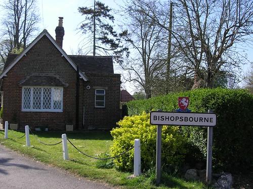 Bishopsbourne dalla vita di Joseph Conrad