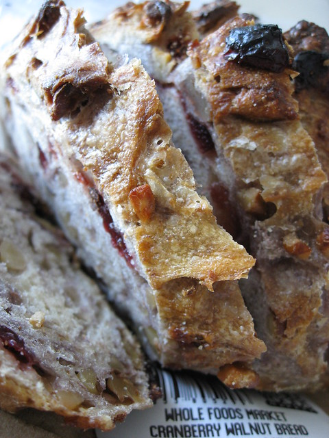 Cranberry Walnut Bread | From Whole Foods' Market. An all … | Flickr ...