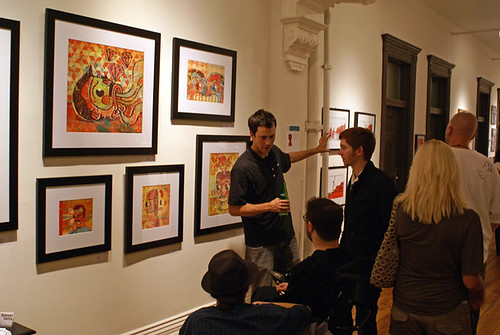 12th Annual Speakeasy Illustration Show