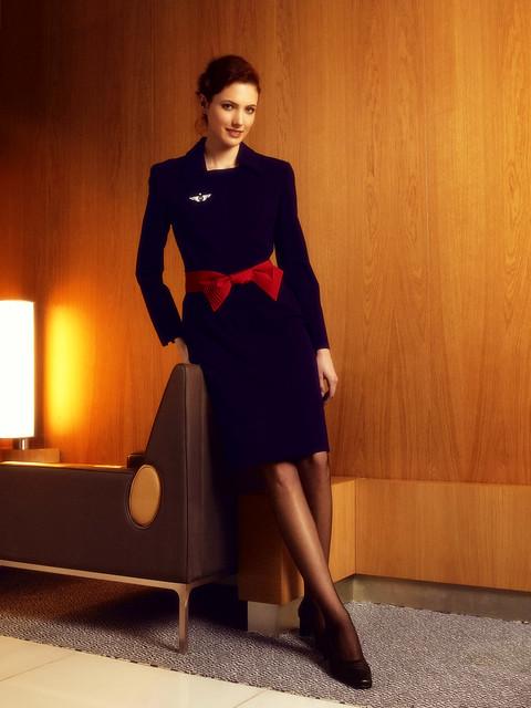 Air France Uniform 1