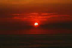 Sunset in Acapulco