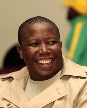 Expelled African National Congress Youth League President Julius Malema had plead guilty earlier to one charge of violating discipline within the ruling party in the Republic of South Africa. He recently granted an interview with the Zimbabwe Sunday Mail. by Pan-African News Wire File Photos