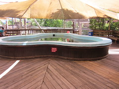 floor, swimming pool, hot tub, property, leisure, jacuzzi, deck,