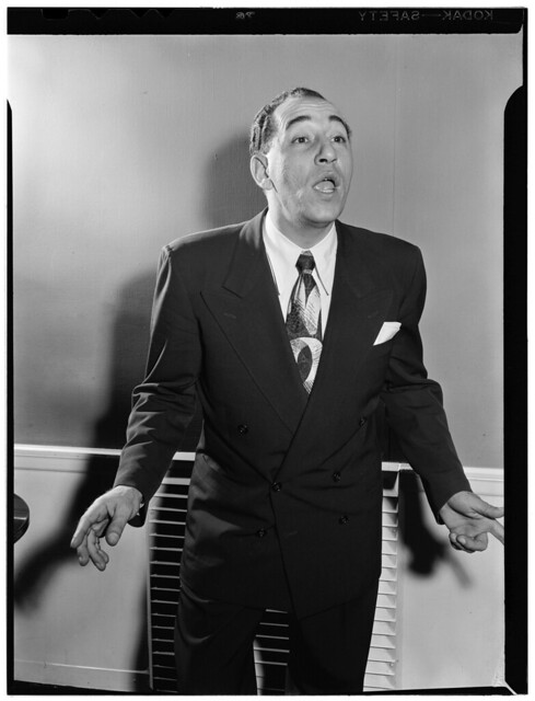 [Portrait of Louis Prima, New York, N.Y., ca. June 1947] (LOC)