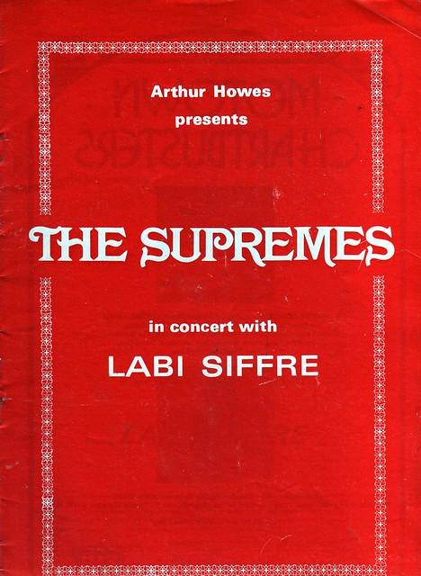 Supremes Programme