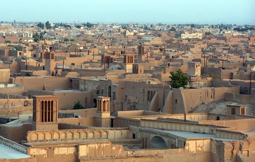 Yazd, panoràmica (2)