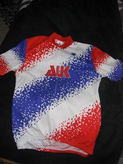 Audax UK jersey