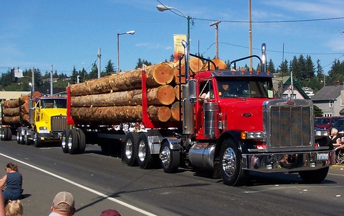 Loggers' Playday Parade