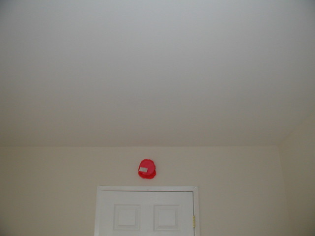 Bedroom With Smoke Detector Over Doors Flickr Photo
