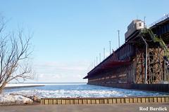Marquette s Ore Dock Project Winter 2007