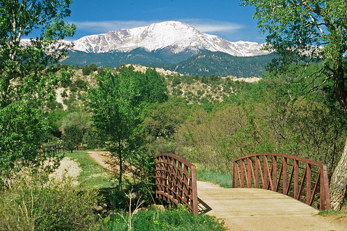 Pike's Peak: Rock Ledge Ranch: Colorado Springs, Colorado (CO)