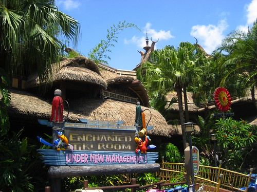 The Enchanted Tiki Room