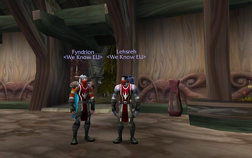 Me and bro and our new rogues