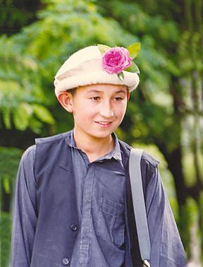 Chitrali Boy