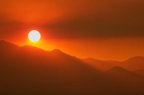 california sunset mountains landscape desert picnik abigfave nikkor55200mmf456g aplusphoto